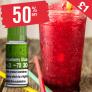 Strawberry Slush – £0.93
