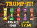 Trump-It E-Liquid Shortfill 50ml – £7.60